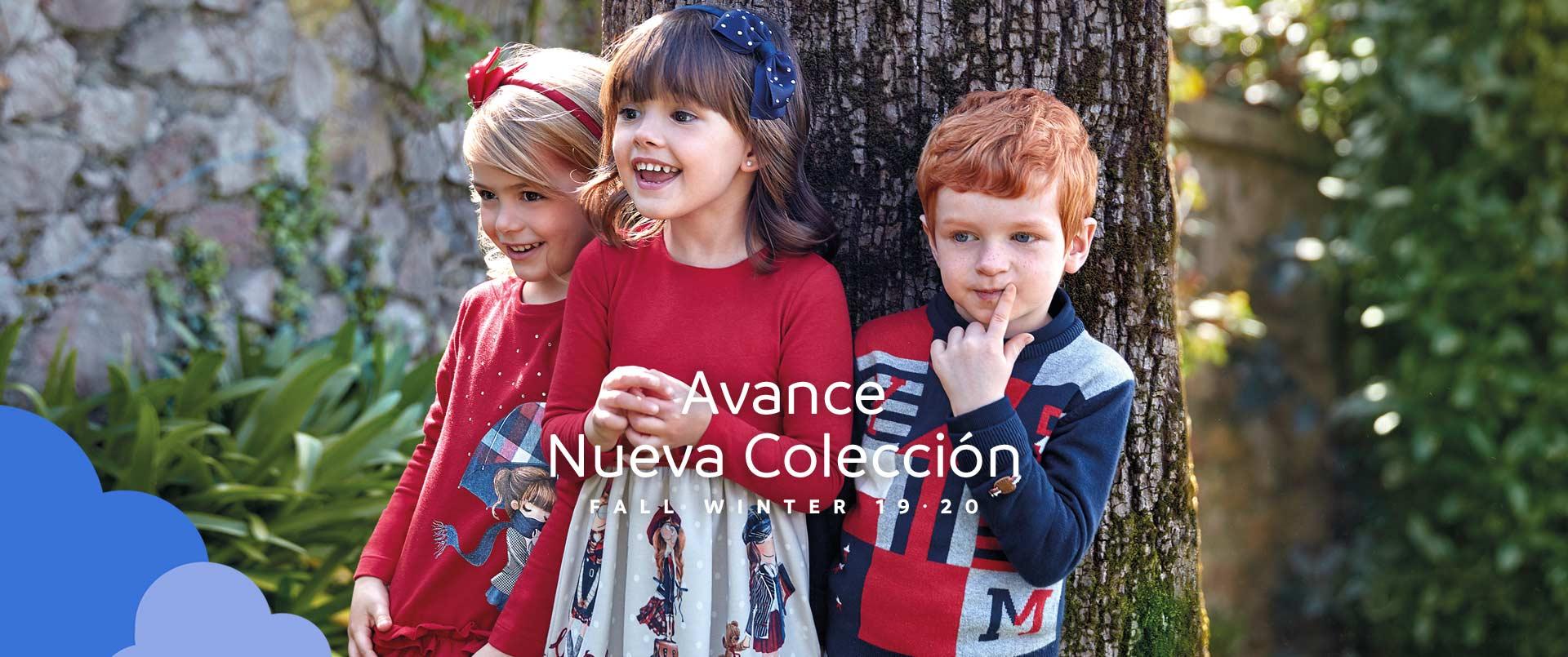 4939b0f67 Moda infantil, ropa de bebé, niño y niña Mayoral