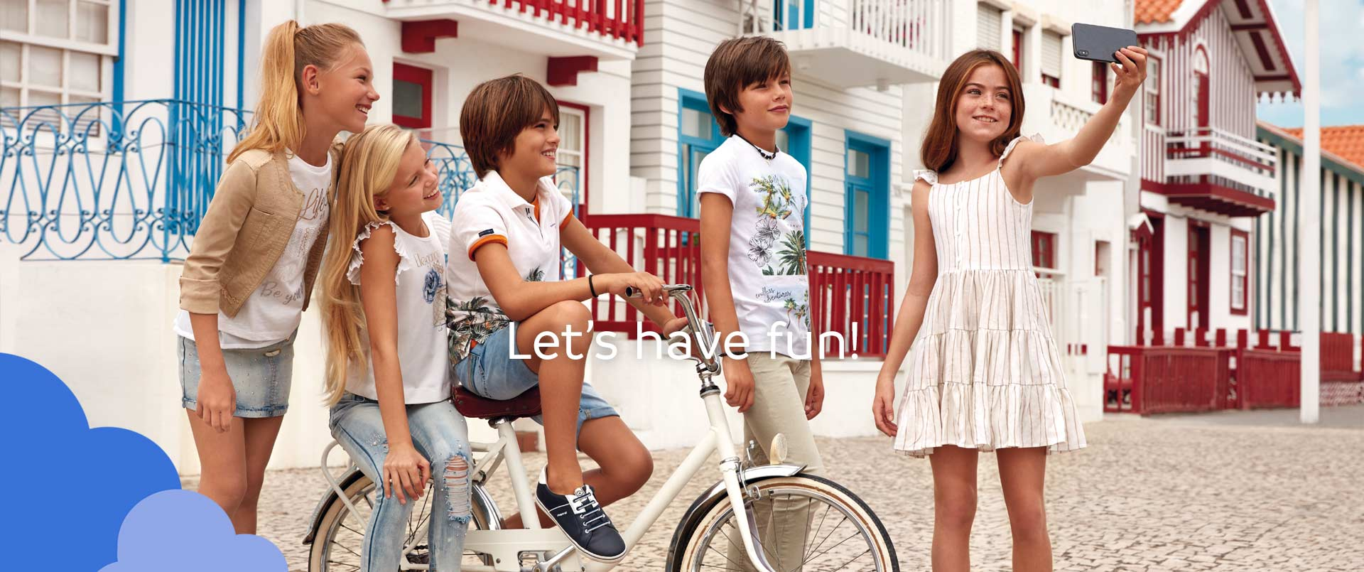 0ba144e6a05 Παιδική μόδα, ρούχα για μωρό, αγόρι και κορίτσι | Mayoral