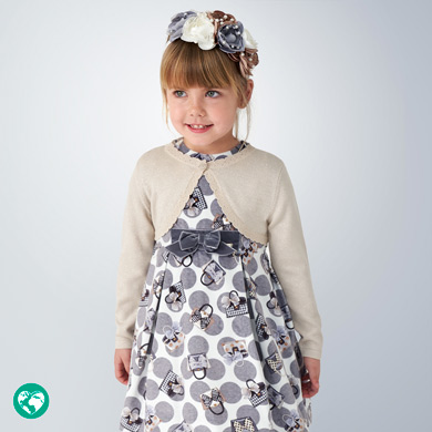 Basic cardigan baby girl Cherry | Mayoral ®
