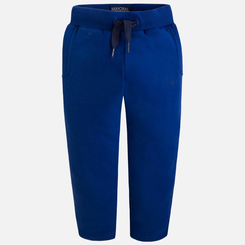 Pantalon garçon molleton avec poches Mayoral