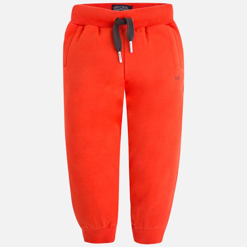 Pantalon sport garçon molleton avec cordons Mayoral