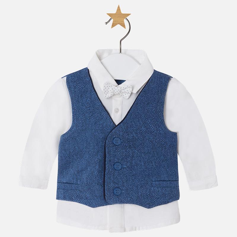 Connu Abbigliamento online: Camicie per neonato | MAYORAL FS71