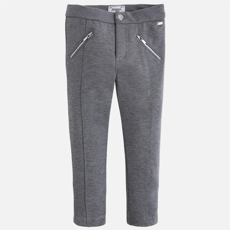 Jeggings fille avec poches Mayoral