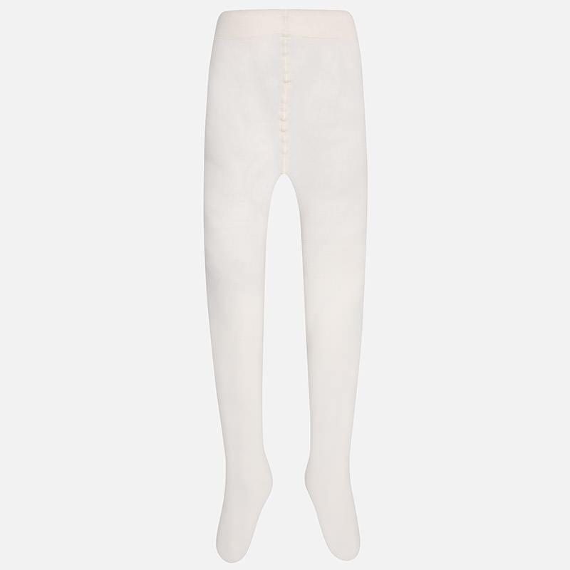 Panty fille polyester, polyamide et elasthan Mayoral