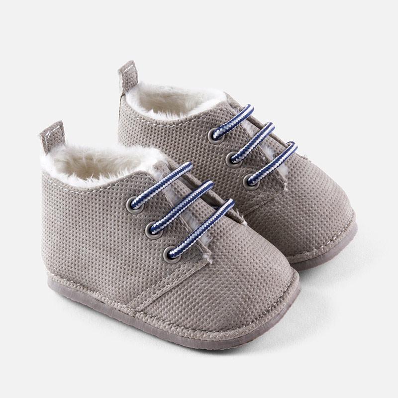 Μποτάκι για μωρό Γκρι - Mayoral 4aae6cbc38d