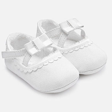 Mix Mary Jane Shoes For Baby Girl Off White Mayoral