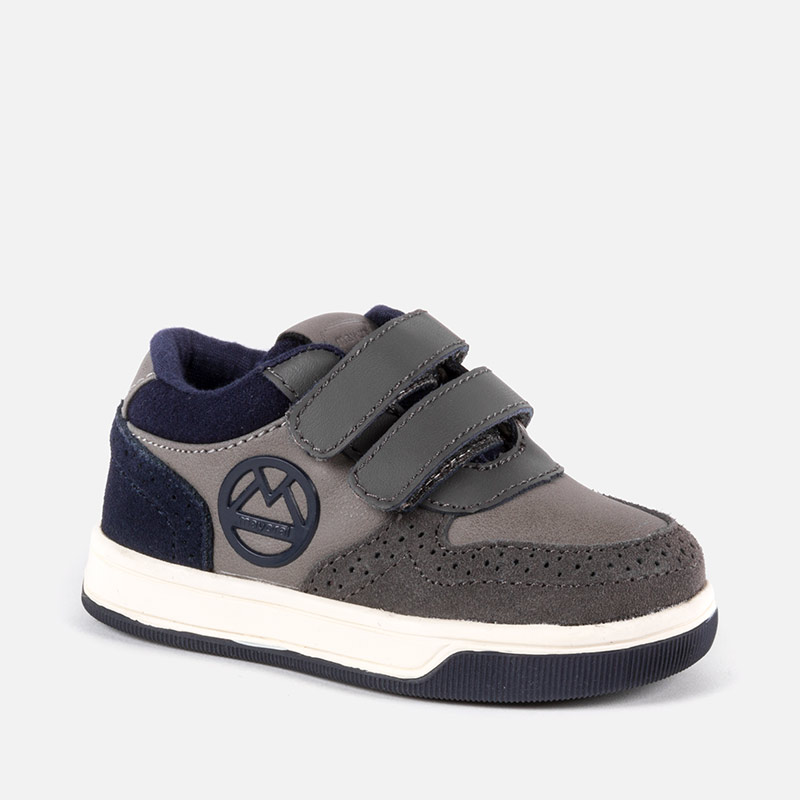 d90742443443 Sport shoes for baby boy Gris - Mayoral