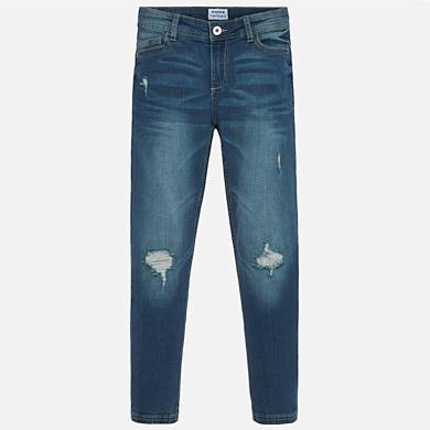 miglior servizio d8950 5d263 Jeans slim fit ragazza Jeans Chiaro - Mayoral