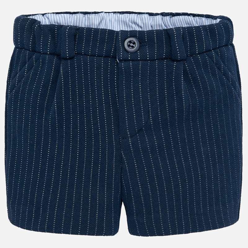 migliore a buon mercato c5a02 32d98 Pantaloncino elegante neonato Azzurro - Mayoral