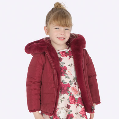 6d9d63d4bed Ρούχα online: Παιδικά παλτό| Κορίτσι | MAYORAL