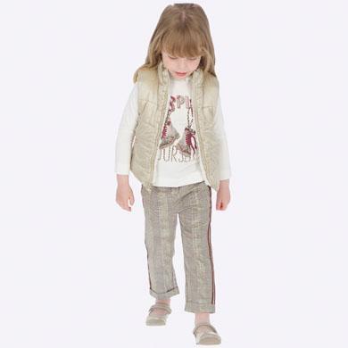 f30379f58 Pantalones para niña - Mayoral