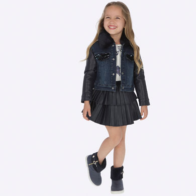 1621167c9 Faldas para niña - Mayoral