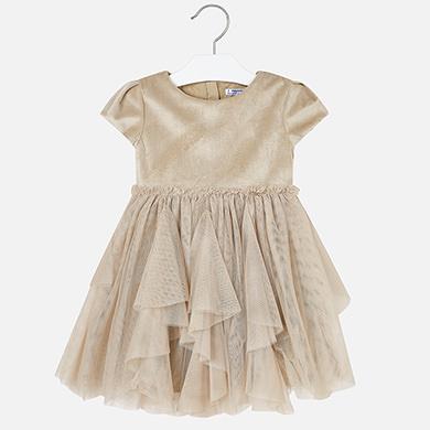 buona consistenza Sconto del 60% modelli alla moda Vestito bambina