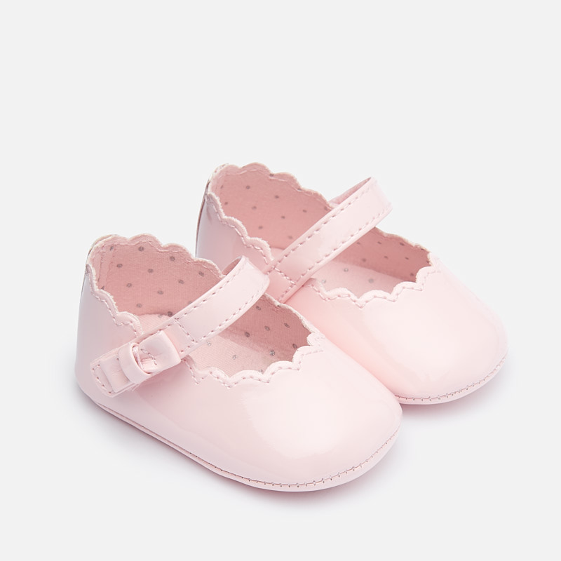 Shoes newborn baby girl Pink - Mayoral