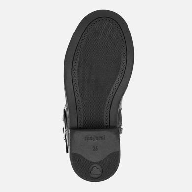 Botas Vestir Niña Negro Mayoral
