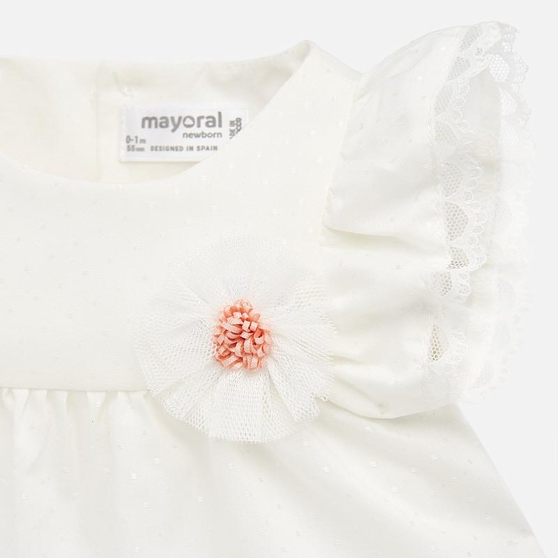 Komplet z bluzką dla dziewczynki Newborn Nektar