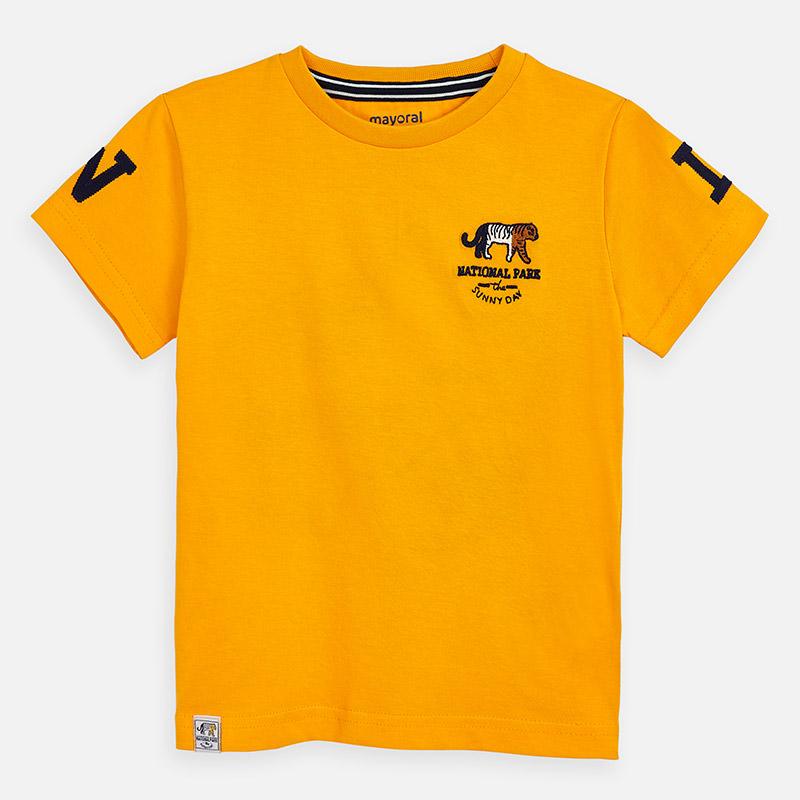 Koszulka dla chłopca Słonecznik