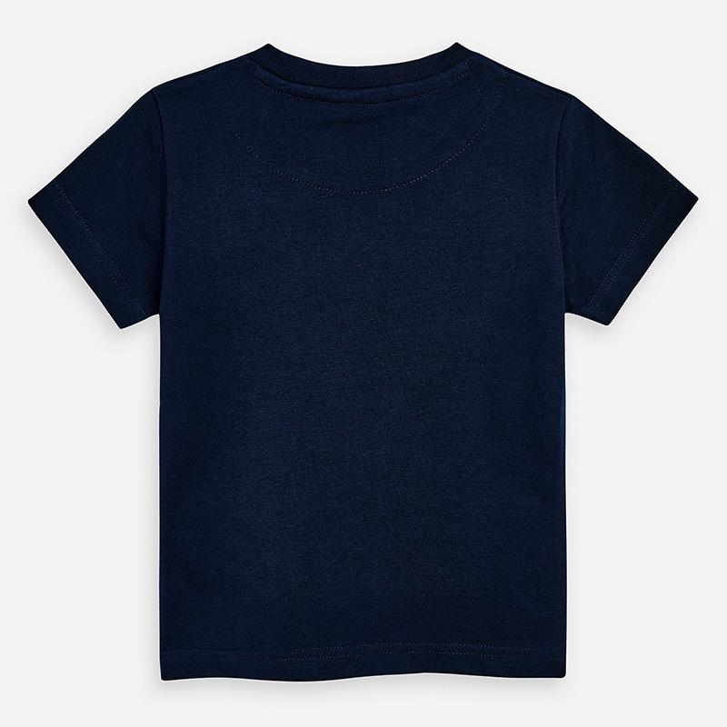 Koszulka dla chłopca Granatowy