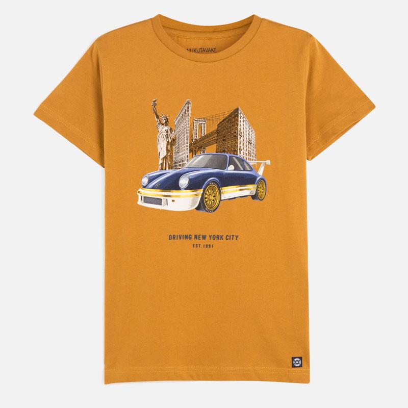 Koszulka dla chłopaka Bursztyn