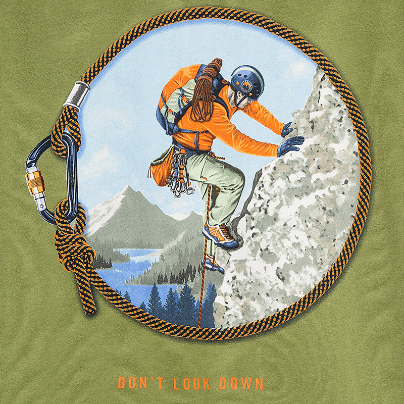 Koszulka dla chłopaka Zielony Dżungla