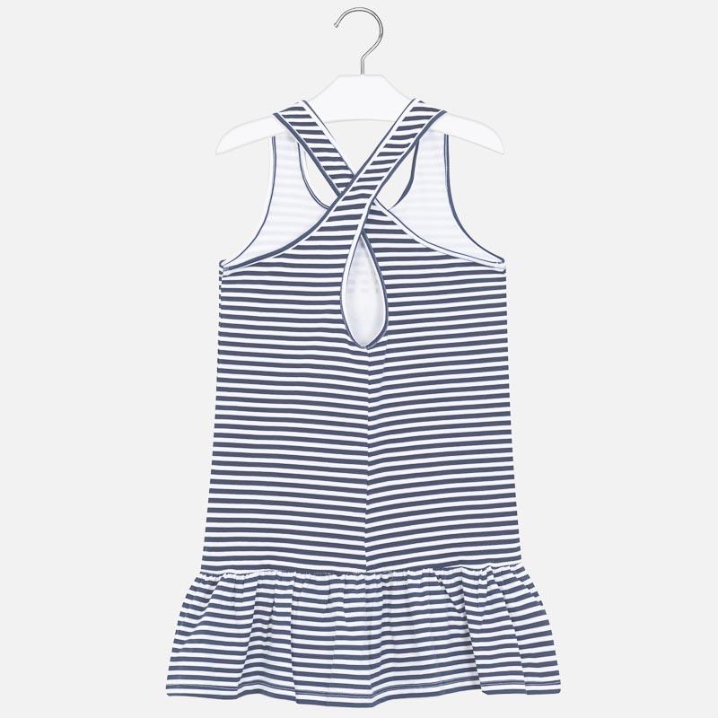 Sukienka dla dziewczyny Indygo