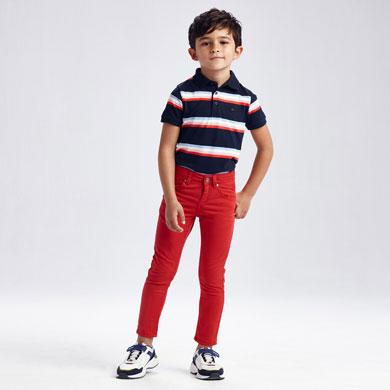 Basic Pant.Jean Slim fit Basic pour Gar/çon mayoral 0504