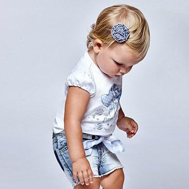 Enfants Coton Uni Polo T Shirt Top garçons filles enfants enfants 13 couleurs uniforme
