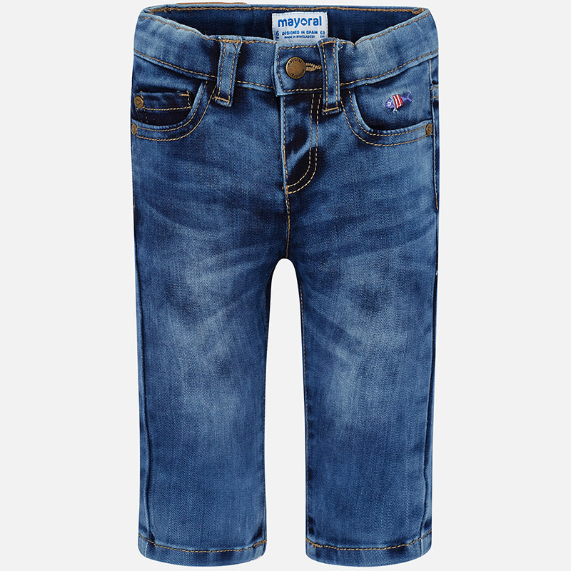 Image of Baby boy jeans Mayoral