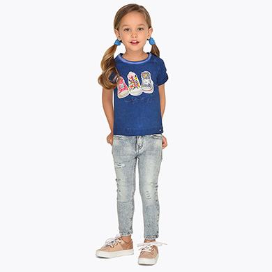 4a57698661fb Pantalones para niña - Mayoral