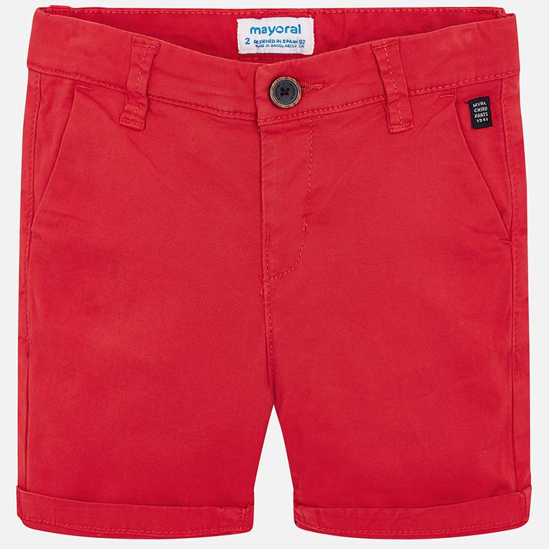 Pantaloncino basico bambino Rosso - Mayoral e15985f2c3c7