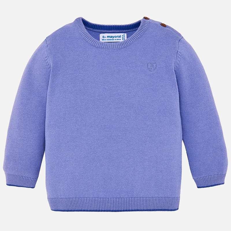 b649a83ba1 Jersey de bebé menino básico Lavanda - Mayoral
