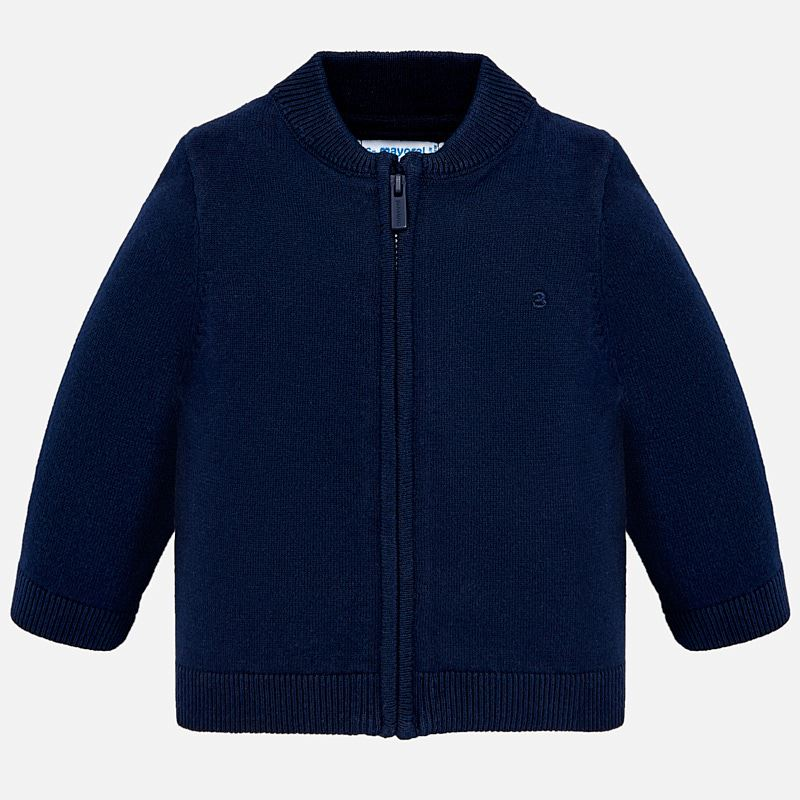 5f0ff806b Basic jacket for baby boy Navy blue - Mayoral