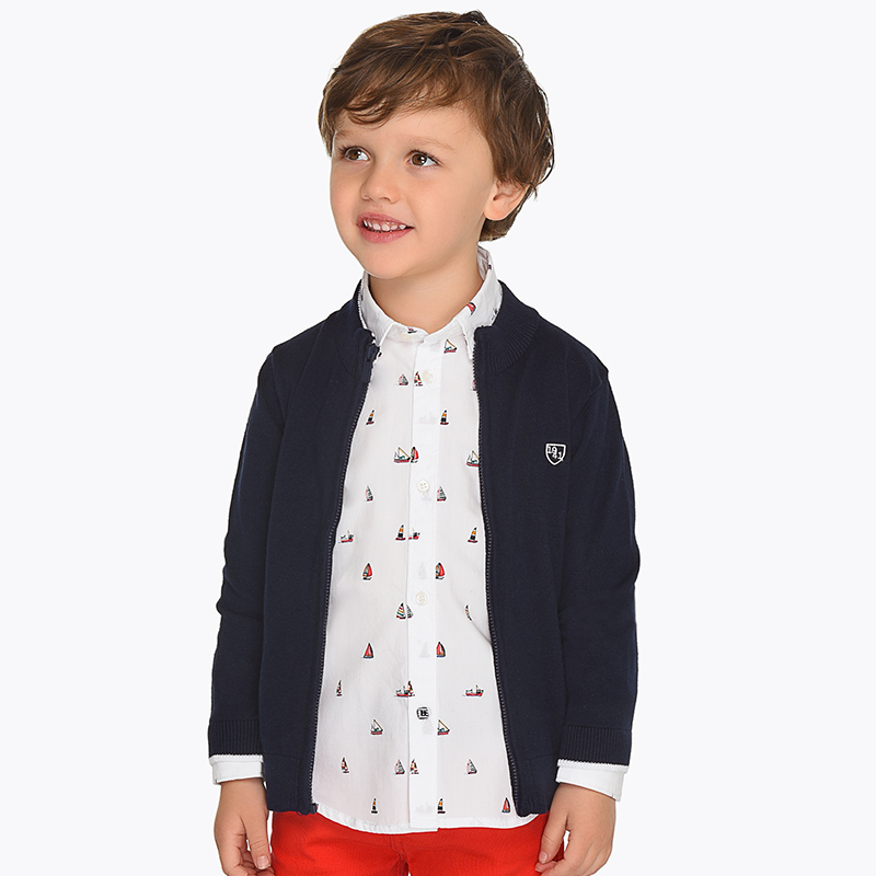 Giacca jersey bambino Blu Navy - Mayoral 3f8c6782e0f