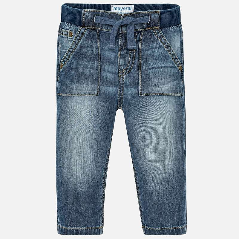 Mayoral Baby Boy Jeans 9 Months 9-12 Months Baby & Toddler Clothing Clothing, Shoes & Accessories