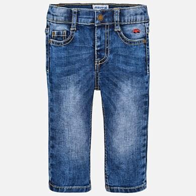 7f04ecd4 Jeans básicos slim fit bebé niño Tejano Básico - Mayoral