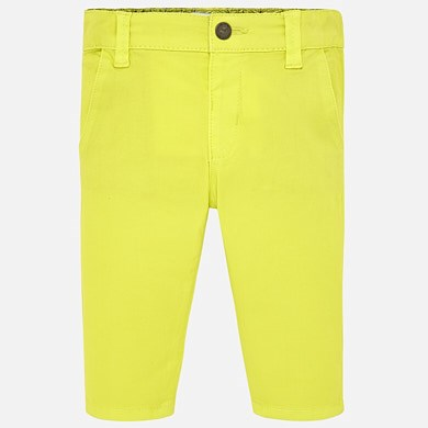 754c2504c Slim fit chino trousers for baby boy
