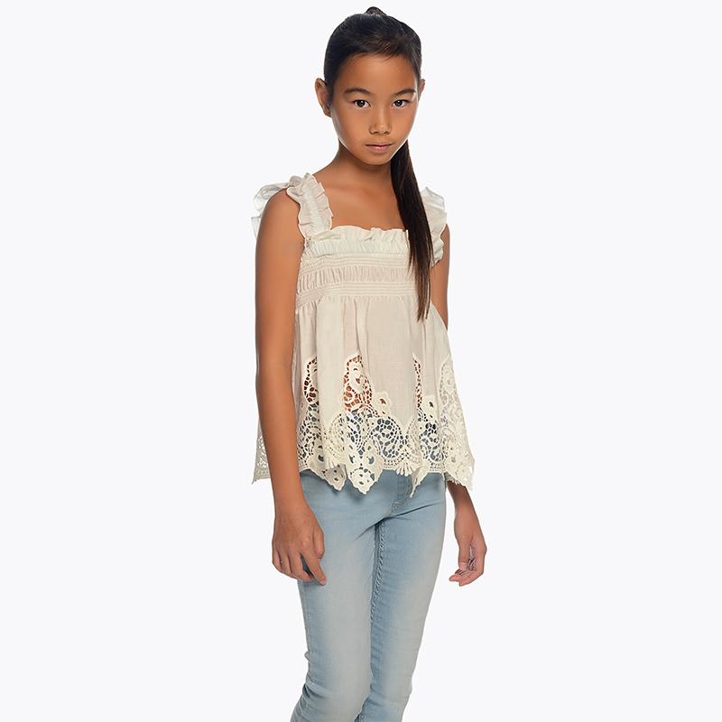 b01405b5a Jeggings básicos niña Bleached - Mayoral