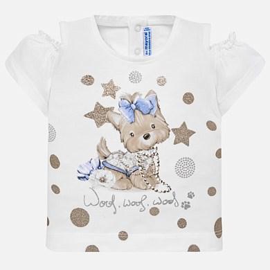 a30b3abba261 Μπλούζα άνοιγμα στους ώμους baby κορίτσι