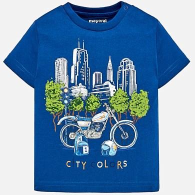 c7f759d06d3f Μπλούζα κοντομάνικη σχέδια baby αγόρι
