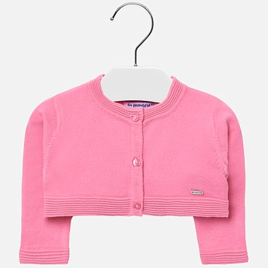 9e34cb137 Long sleeved print t-shirt for baby girl Pink - Mayoral