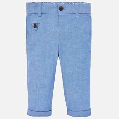 553606f82 Formal linen trousers for baby boy