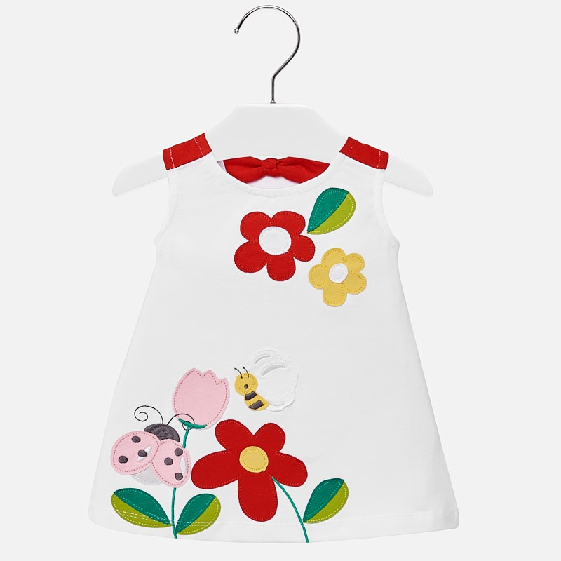 Next Denim Skirt To Be Distributed All Over The World Girls' Clothing (newborn-5t) Dedicated Girls Age 9-12 Months Baby & Toddler Clothing