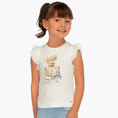 Μπλούζα κοντομάνικη άρωμα κορίτσι 1ea67e84f03