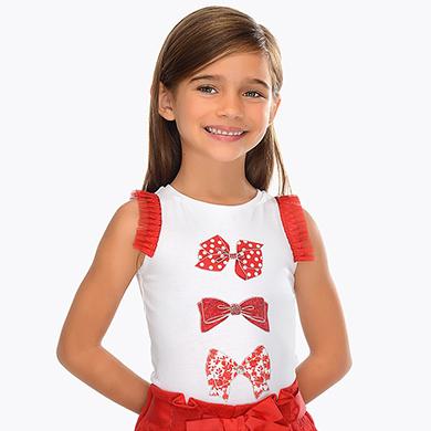 8f6b2e48a Camisetas para niña - Mayoral