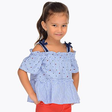 b3cf6010d Blusas para niña - Mayoral