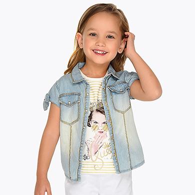 85f38021d Blusas para niña - Mayoral