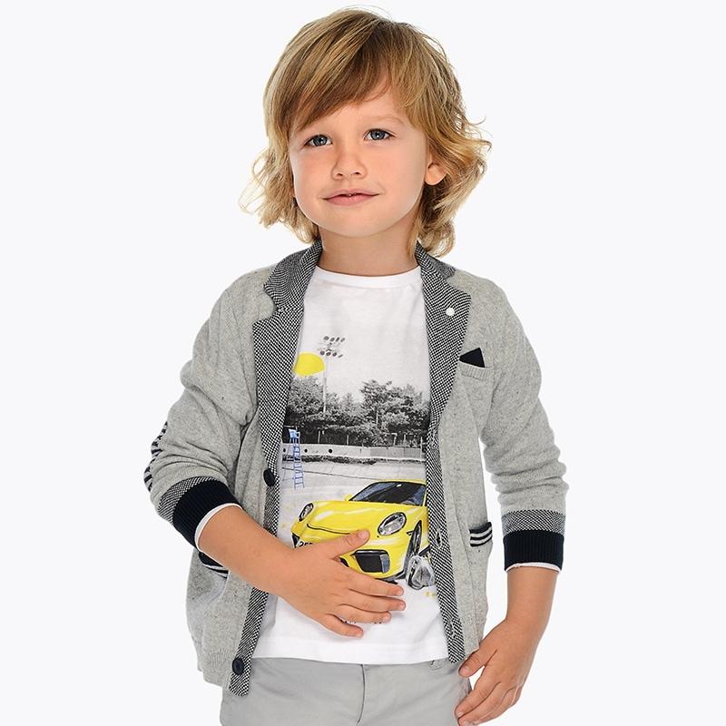 Giacca bambino Mix marmo - Mayoral 9e8ea45a3dd