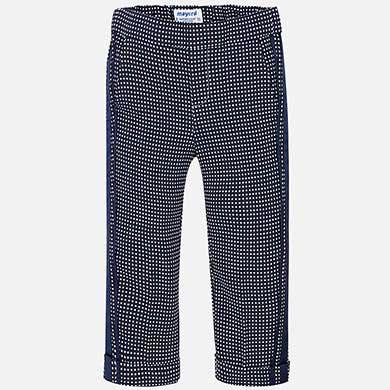 01d6b3163 Pantalón largo banda lateral niña