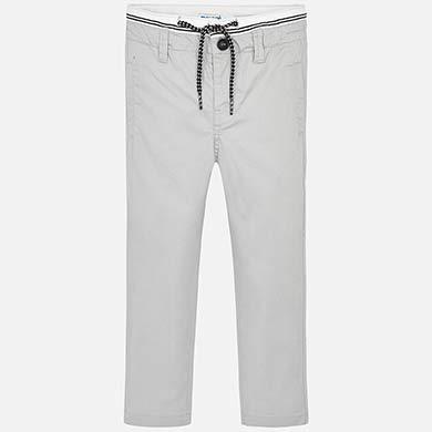 a3532305e37c Παντελόνι μακρύ λοξότσεπο κορδόνι slim fit αγόρι Μάρμαρο - Mayoral