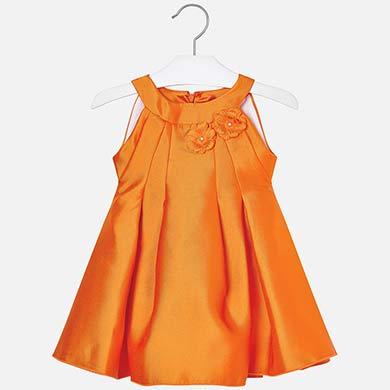 27a577dc4cec3e Sleeveless party dress for mini girl
